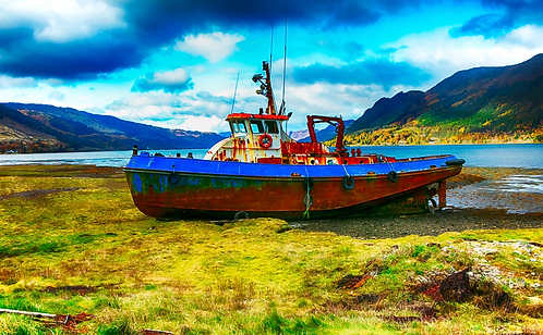 The Forgotten Boat