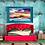 Thumbnail: Sunset over Jeri Sand Dunes