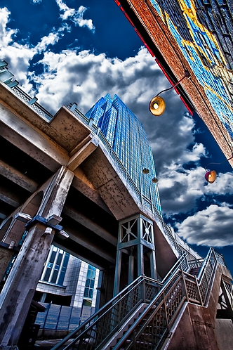 Downtown Nashville 3