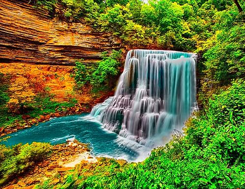 Burgess Falls 4
