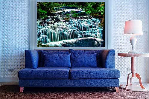 Surreal Waterfalls