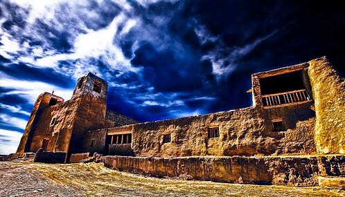 Acoma Pueblo Mission