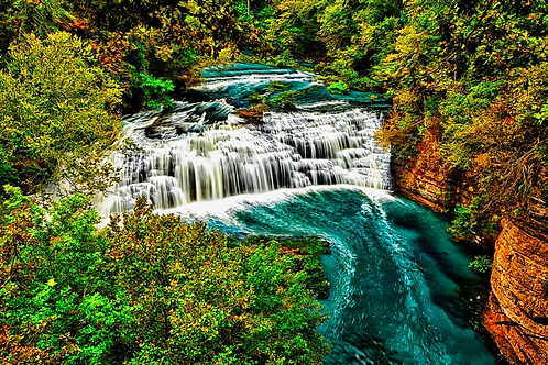 Burgess Falls 1