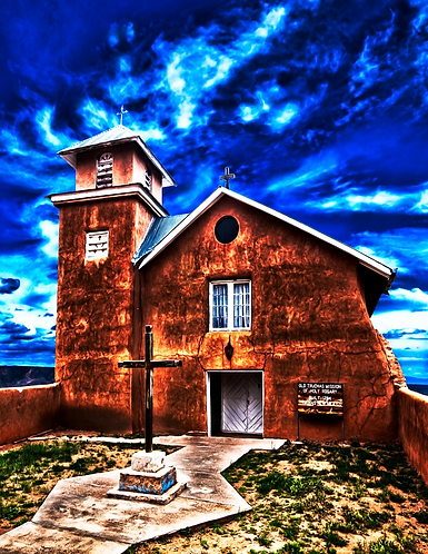 Old Truchas Mission