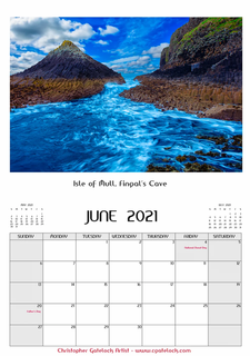Beautiful Annual Wall Calendars