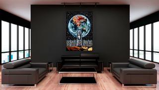 Art Gallery Video of Concept & Door Art