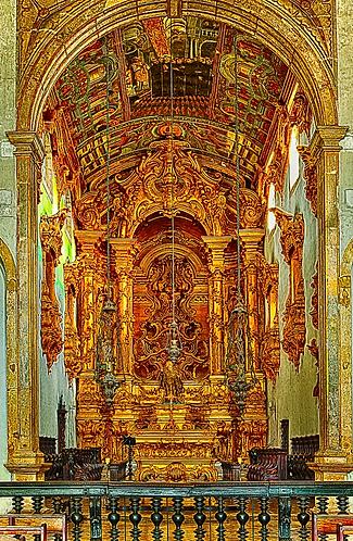 St. Benedict Monastery, Olinda