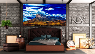 Art Gallery Video of New Mexico Landscapes