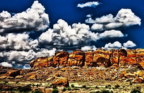Chaco Canyon 2