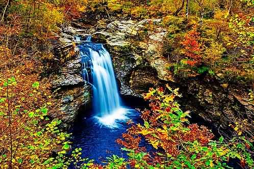Falls of Falloch, Loch Lomond