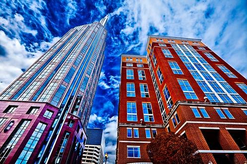 Downtown Nashville 2