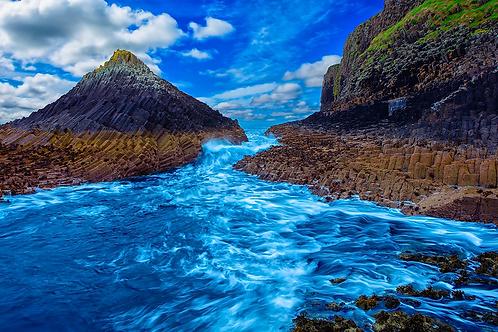 Isle of Staffa, Fingal's Cave