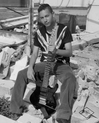Angel guitarrista