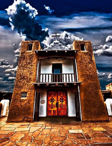 Taos Pueblo Mission