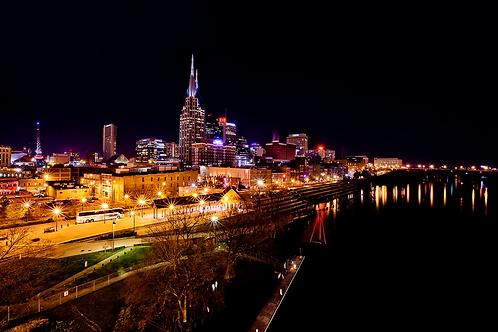 Downtown Nashville 6
