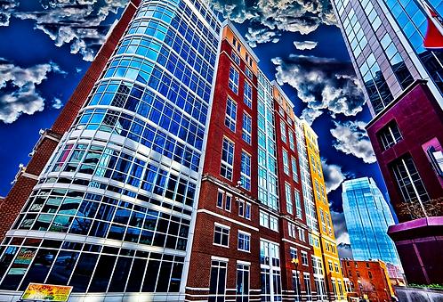 Downtown Nashville 4