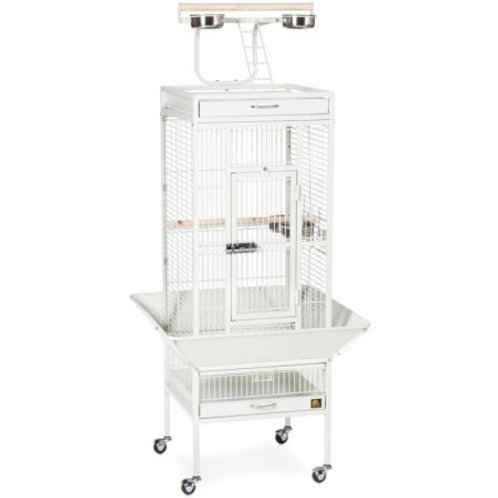 Prevue Select Bird Cage - White