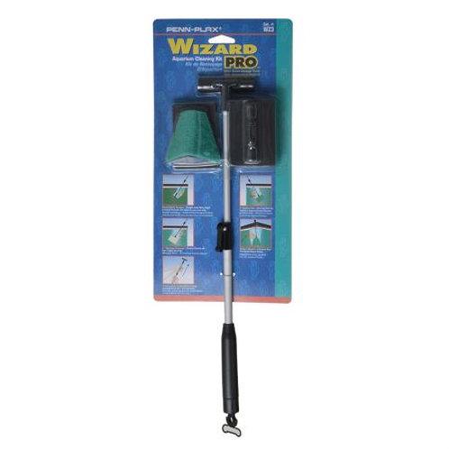 Penn Plax Wizard Pro Aquarium Cleaning Kit