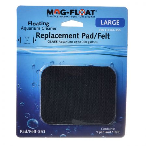 Mag Float Replacement Felt and Pad for Glass Mag-Float 350