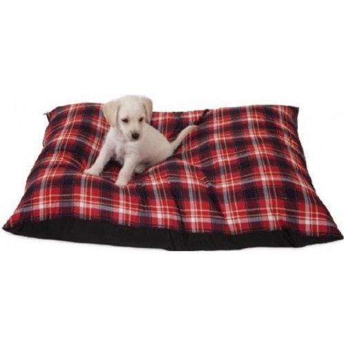 Aspen Pet Hamilton Plaid Pet Pillow Bed
