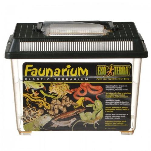 Exo-Terra Faunarium Plastic Terrarium