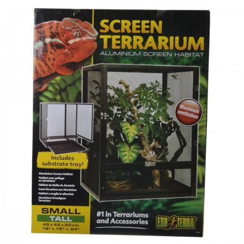 Exo-Terra Screen Terrarium