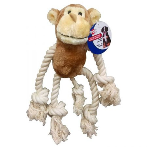 Spot MopPets Dog Toys - Monkey