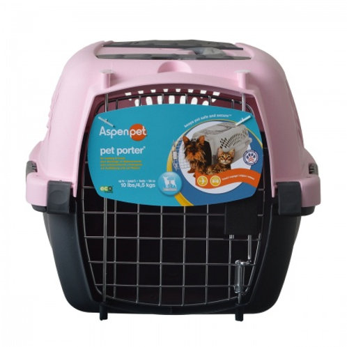 Aspen Pet Pet Porter - Pink