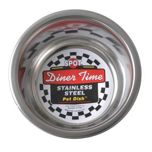 Spot Stainless Steel Pet Bowl