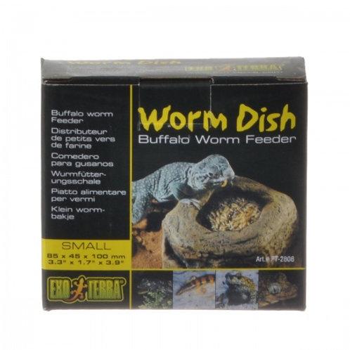 Exo-Terra Worm Dish