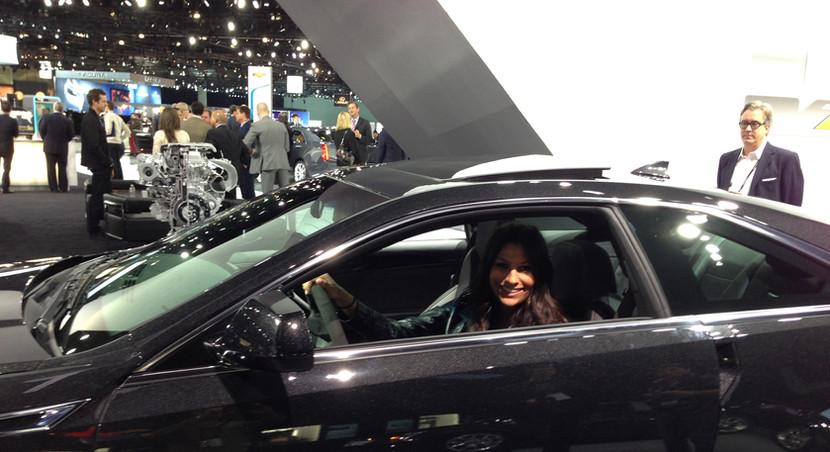 LA Auto Show Ride & Drive