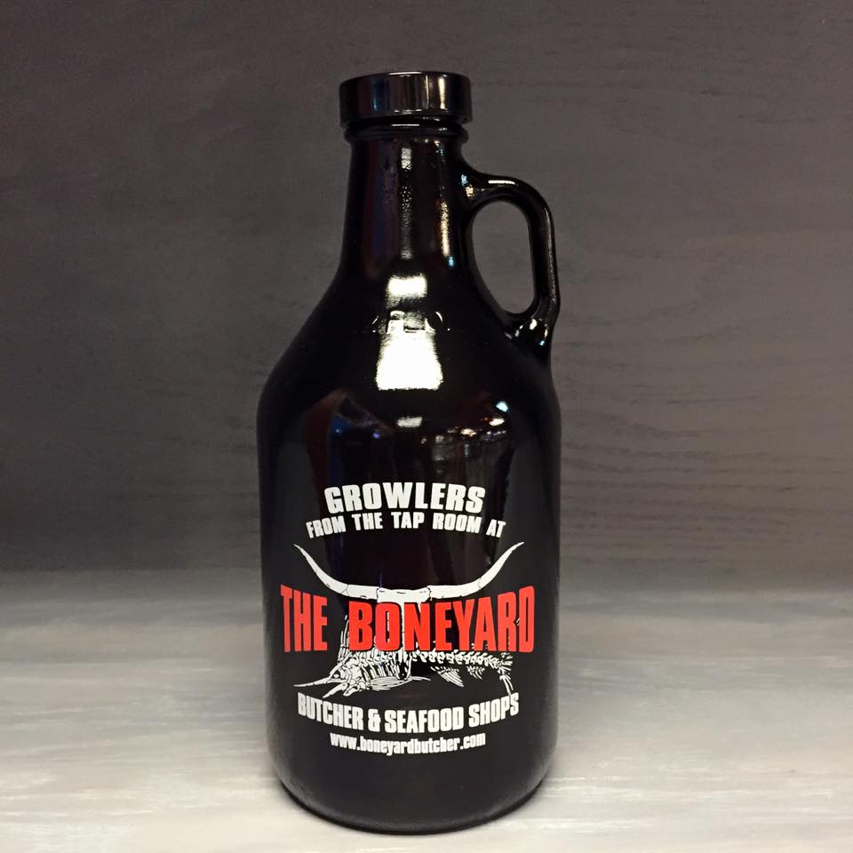 boneyard growler