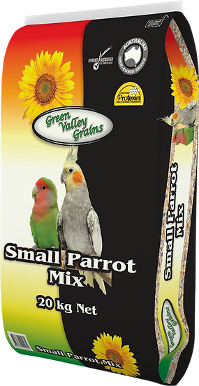 GREEN VALLEY GRAINS SMALL PARROT