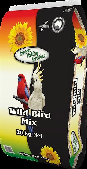 GREEN VALLEY GRAINS WILD BIRD MIX 20KG, 10KG, 5KG & 2KG