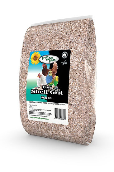GREEN VALLEY GRAINS SHELL GRIT