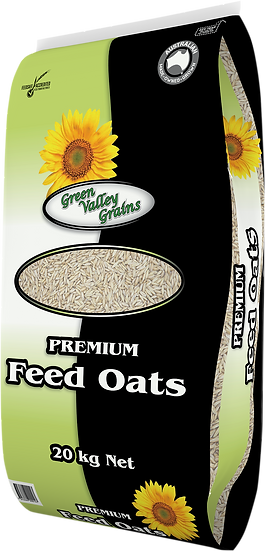GREEN VALLEY GRAINS PREMIUM FEED OATS