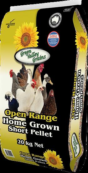 OPEN RANGE HOME GROWN SHORT PELLET