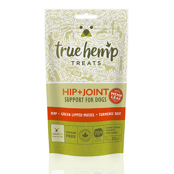 True Hemp Snacks