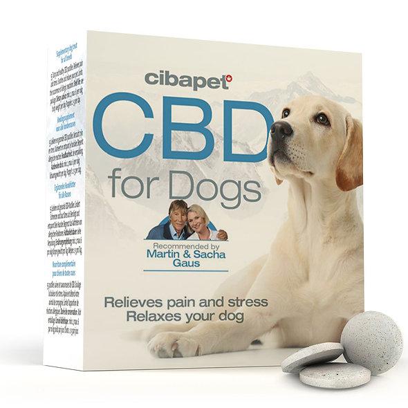 Cibapet cbd pastilles hond