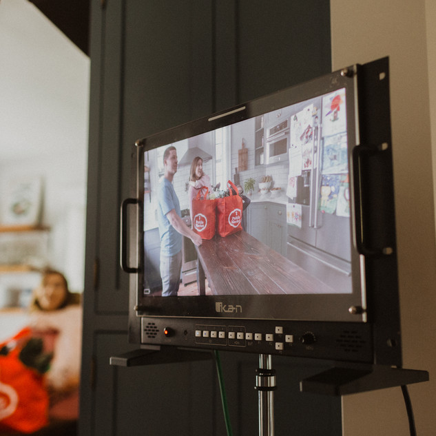 Monitors are a video expert's best friend!