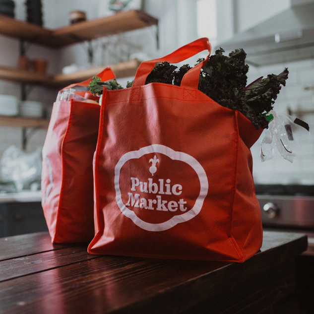 Great produce in these bags!
