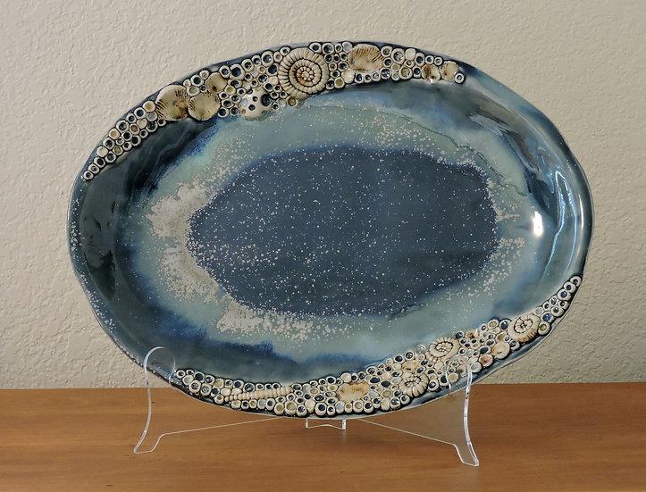 Seashore Platter - SOLD