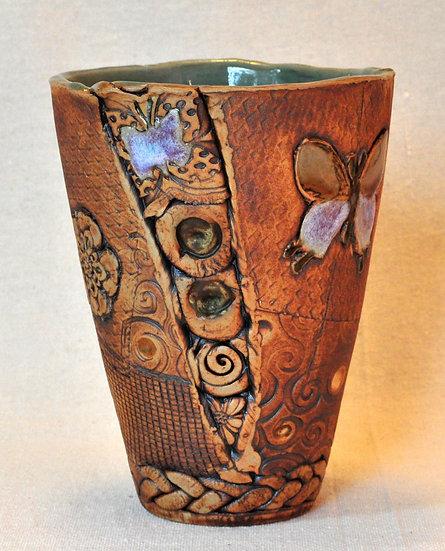 Spring Vase - rimless  SOLD