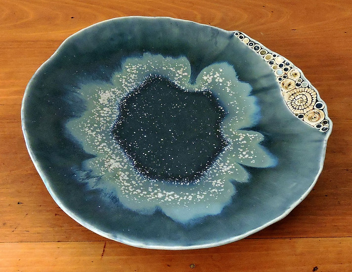 Seashore Plate - SOLD