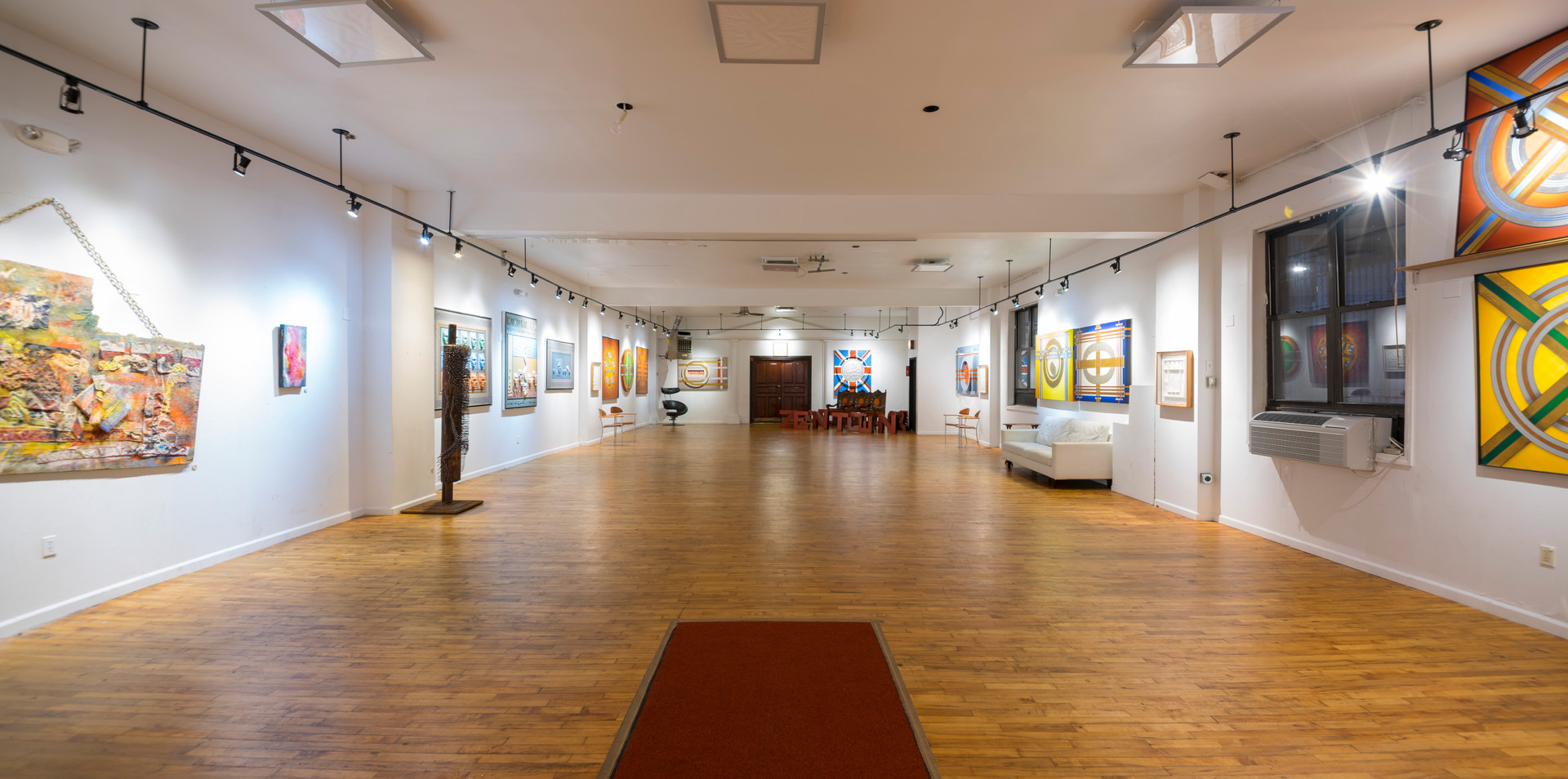 Project For Living Artists Gallery