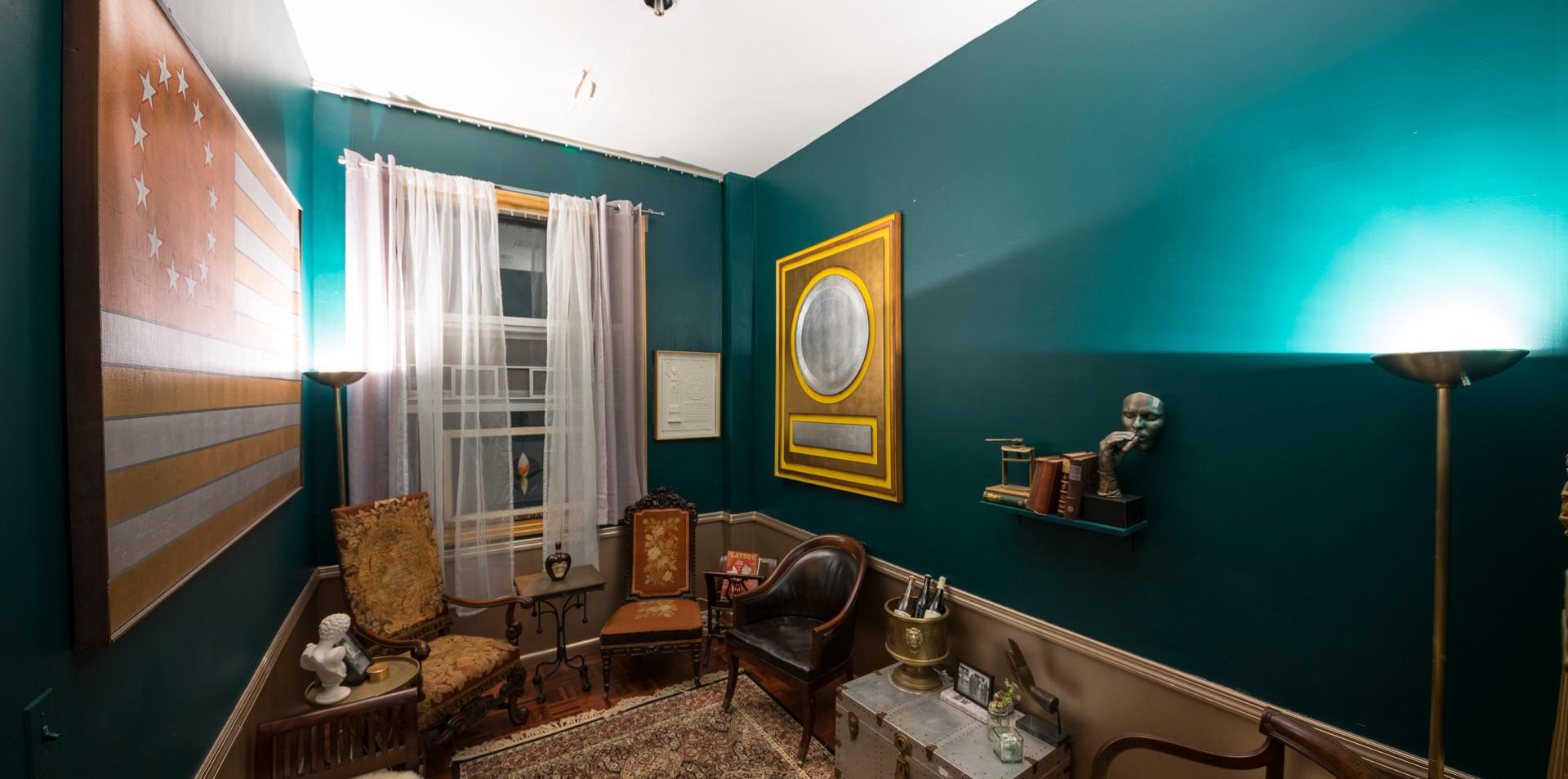 The Emerald Suite