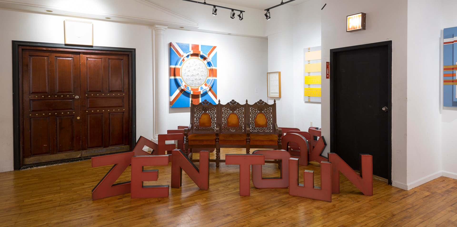 Project For Living Artists Gallery AKA Zen Town