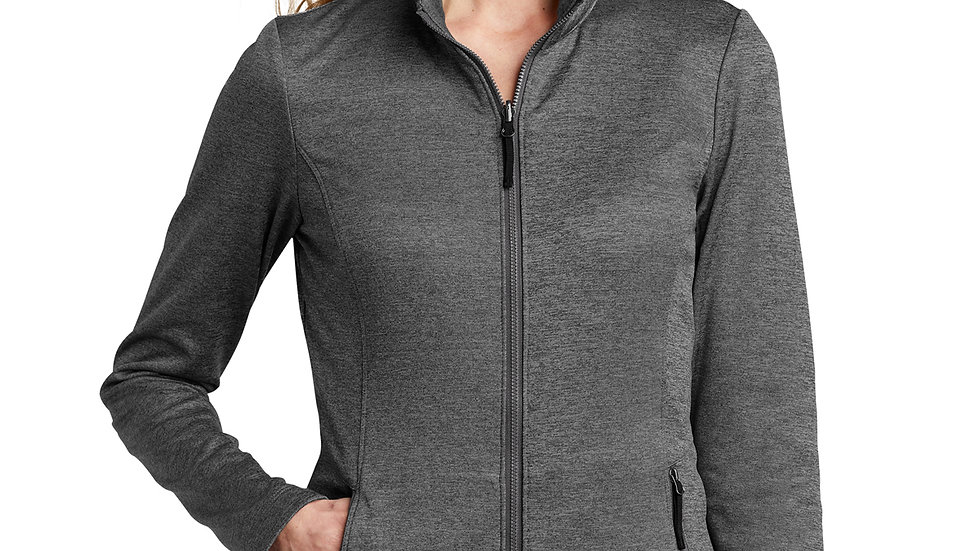PA Straighted Fleece Jacket (Womens)