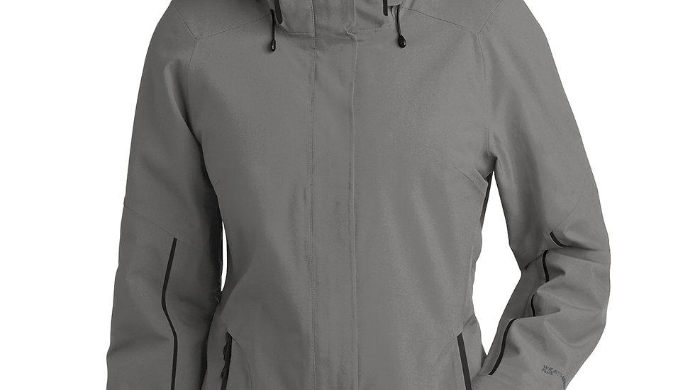 Eddie Bauer Insulated Rain Jacket (Womens))