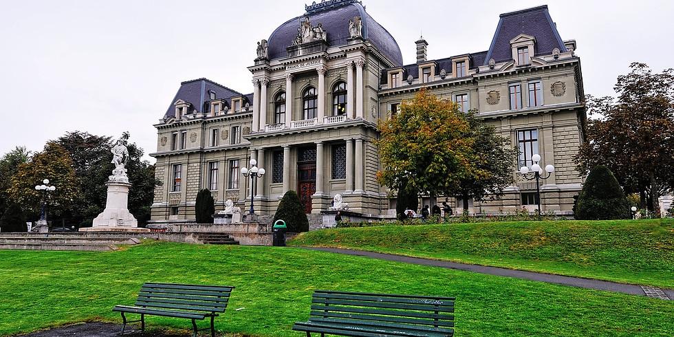 Visite du tribunal